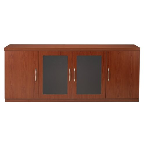 "Mayline Group Aberdeen Series 72"" Low Wall Cabinet"