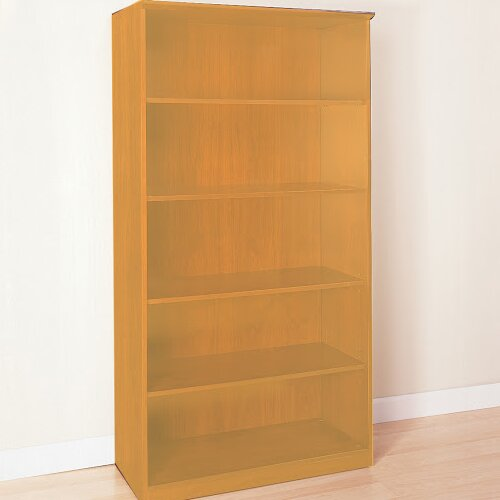 "Mayline Group 5 Shelf 68"" Bookcase"