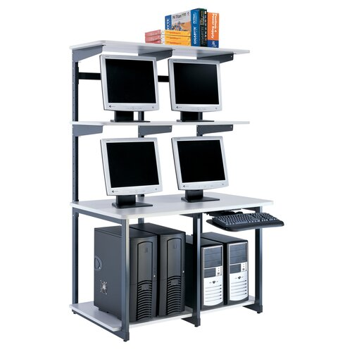 Mayline Group IT Furniture LAN Station