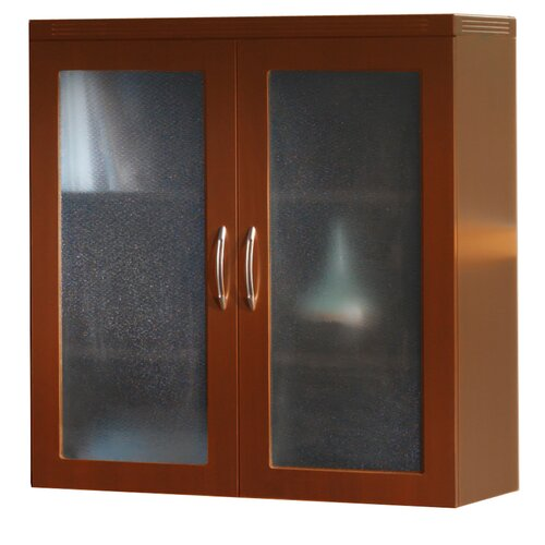 "Mayline Group Aberdeen 36"" Display Cabinet"