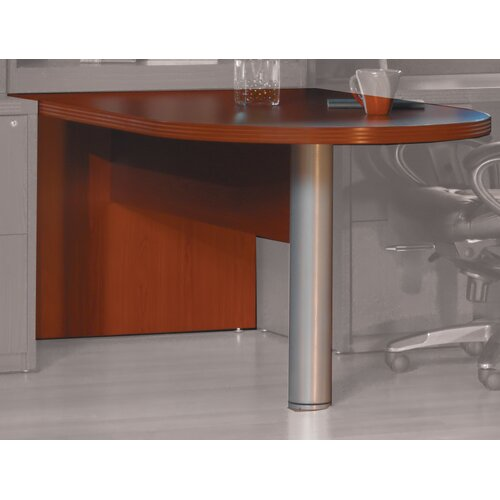 "Mayline Group Aberdeen Series 29.75"" H x 72' W Writing Desk"