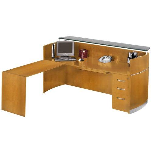 Mayline Group Napoli Series Reception Desk
