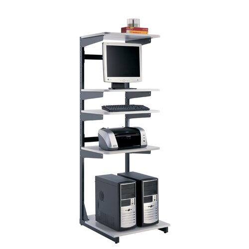 Mayline Group IT Furniture Server Station