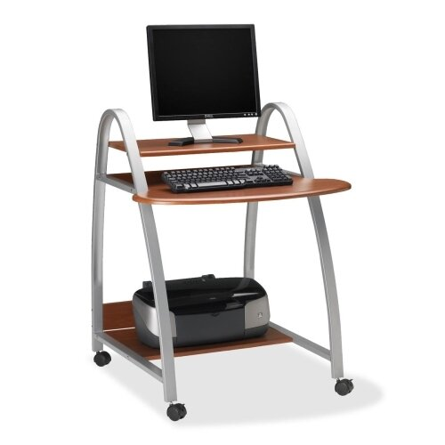 Arch Computer Cart