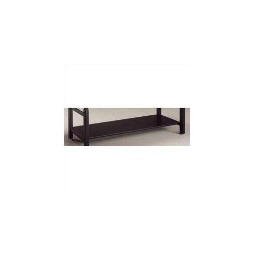 "Mayline Group IT Furniture 72"" W x 23"" D Desk Base Shelves"