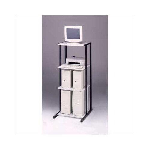 Mayline Group IT Furniture NetStart LAN Support Stations