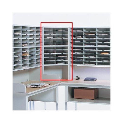 Mayline Group Mailroom Corner Sorter