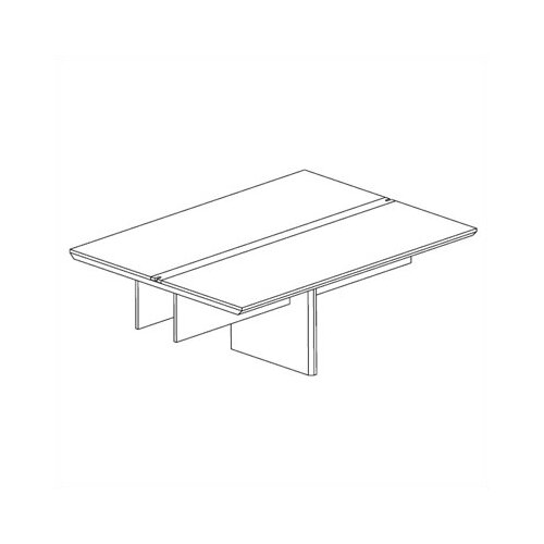 Corsica 6' Conference Table