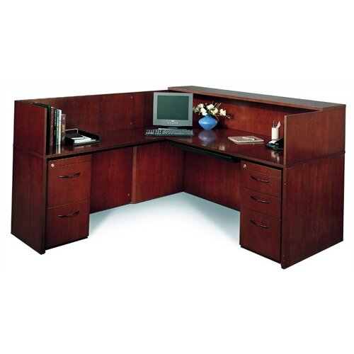 Mayline Group Corsica Series Reception Desk