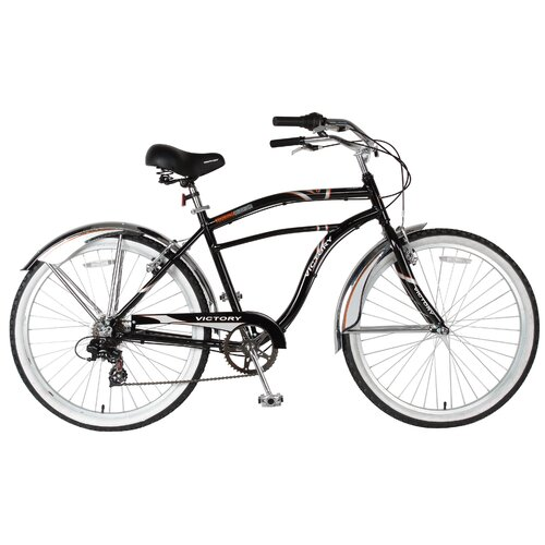 Victory Men's 7-Speed Touring Cruiser