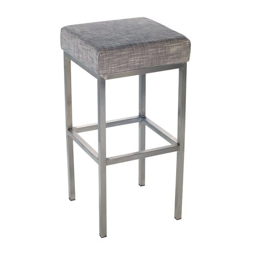 R+V Living Aqua Bar Stool in Light Grey