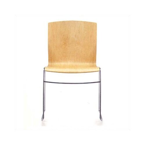 Source Seating Zag Stacking Chair (Arc with Seat Pad)
