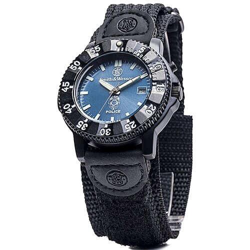 Police Men's Round Face Watch