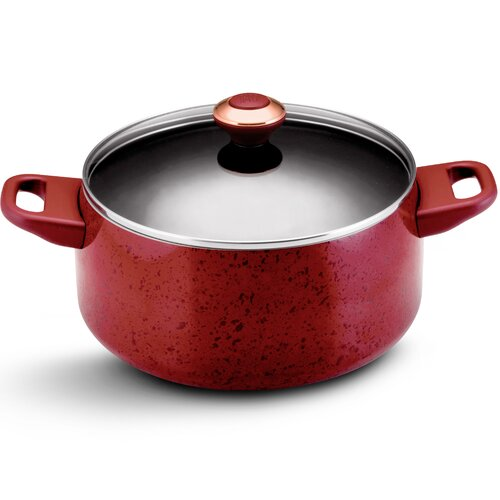 Nonstick 6-qt. Stock Pot with Lid