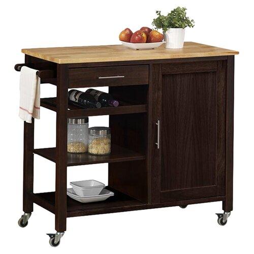 Winsome Wood 92534 Mali Kitchen Cart: Winsome Kitchen Cart & Reviews
