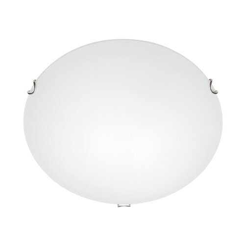 Cougar Lighting Delta 2 Light 40 cm Oyster Ceiling Light