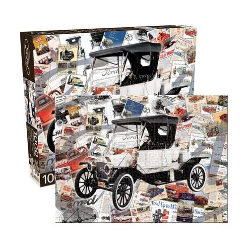 Ford Model T 1000 Piece Jigsaw Puzzle