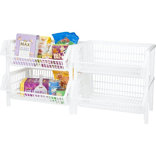 Stacking Basket (Set of 4)