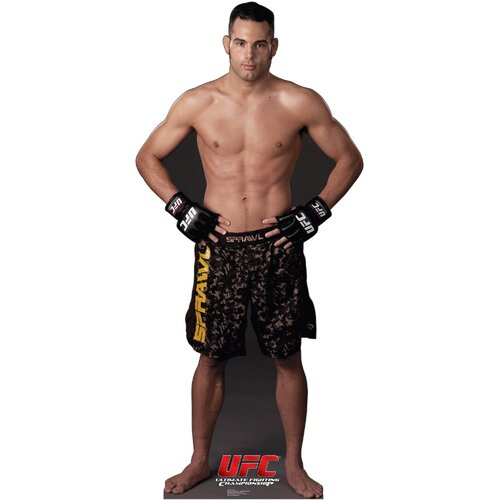 Advanced Graphics UFC Mike Swick Cardboard Stand-Up