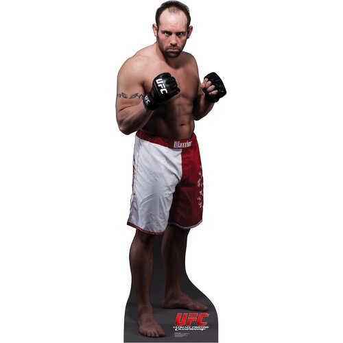 Advanced Graphics UFC Shane Carwin Cardboard Stand-Up