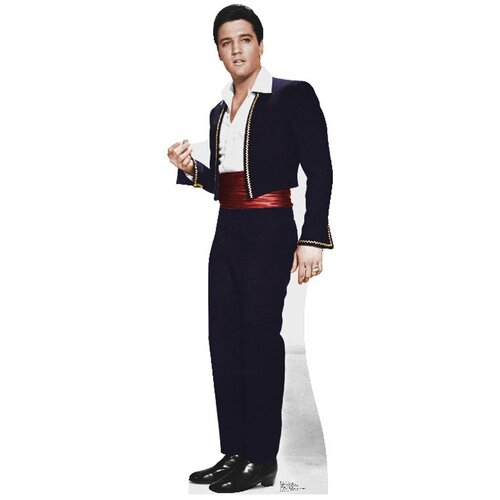Advanced Graphics Elvis Presley Matador Cardboard Stand-Up