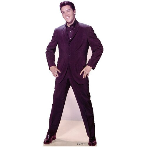 Advanced Graphics Elvis Presley Hands on Hips Cardboard Stand-Up