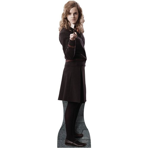 Advanced Graphics Harry Potter Hermione Granger Cardboard Stand-Up