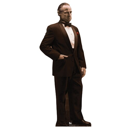 Advanced Graphics The Godfather Cardboard Stand-Up