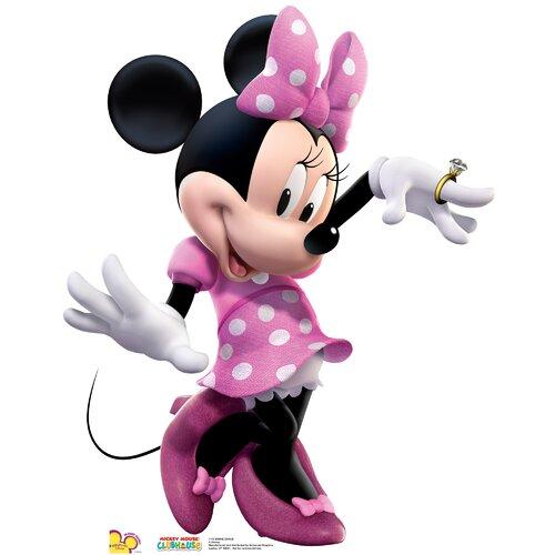 Advanced Graphics Disney Minnie Dance Stand-Up