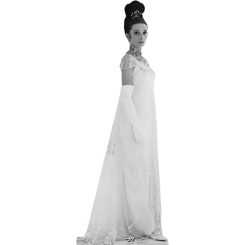Advanced Graphics Hollywood My Fair Lady Audrey Hepburn Cardboard Stand-Up