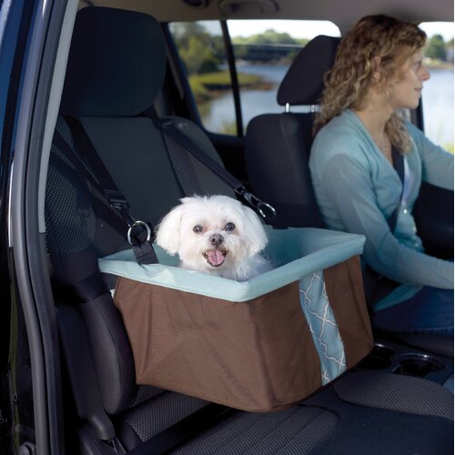 Kurgo Portsmouth Dog Booster Car Seat