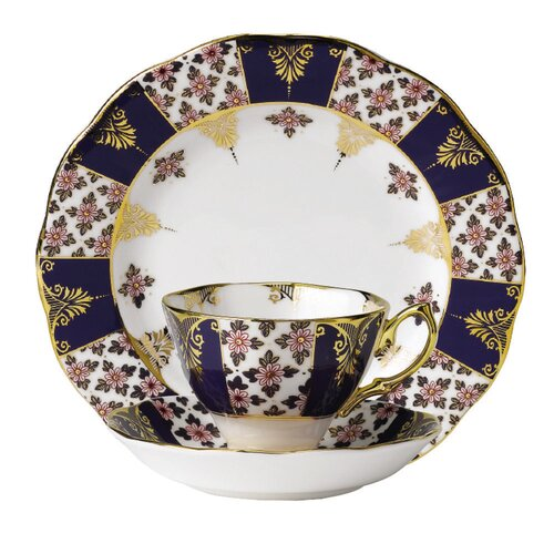 Royal Albert 1900's Cup / Saucer and Plate