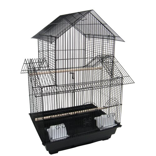 YML Double Roofs  Bird Cage