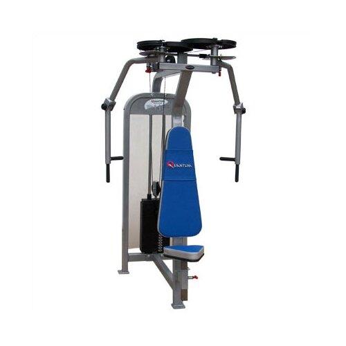 Quantum Fitness I Series Commercial Upper Body Gym