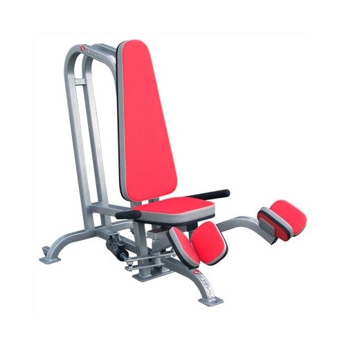 Quantum Fitness Adult Quick Circuit Commercial Lower Body Gym