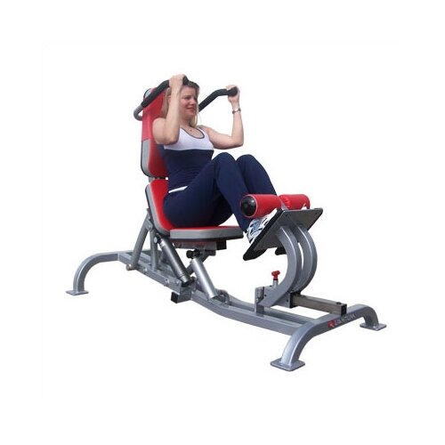 Quantum Fitness Adult Quick Circuit Commercial Ab Gym