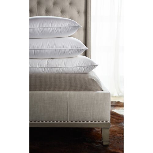 Down Filled Firm Sleeping Pillow 360 Thread Count