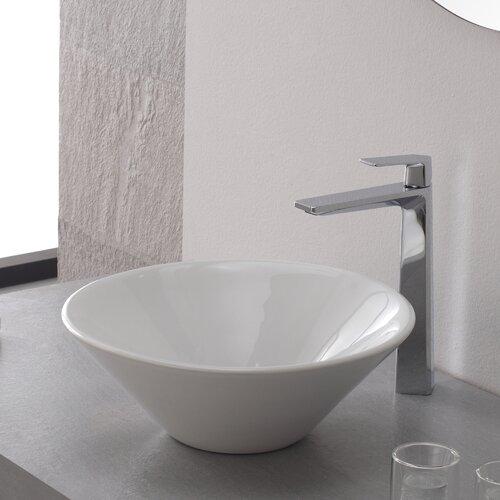 Exquisite Aplos Single Lever Vessel Faucet