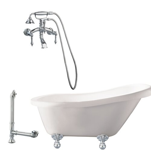 Giagni Newton Slipper Tub