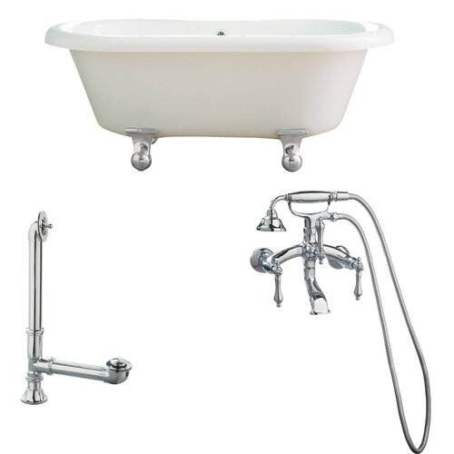 Giagni Portsmouth Dual Bathtub