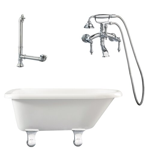 Giagni Brighton Roll Top Bathtub
