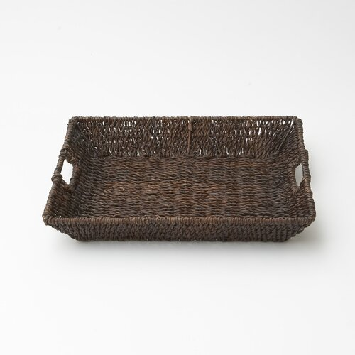 Woodard & Charles Rectangular Serving Tray