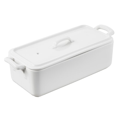 Belle Cuisine Rectangle Terrine with Lid