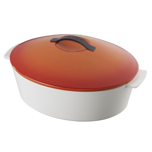 Revol Revolution 4.75-qt. Porcelain Oval Dutch Oven