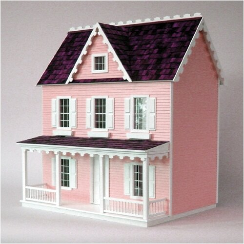 Junior Series Vermont Farmhouse Jr. Dollhouse
