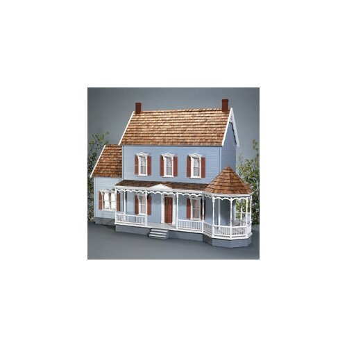 New Concept Dollhouse Kits Hillcrest Dollhouse
