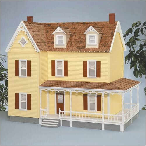 New Concept Dollhouse Kits Danville Dollhouse