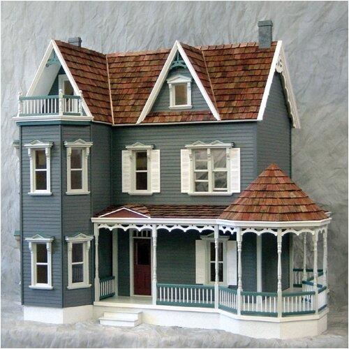 New Concept Dollhouse Kits Glenwood Dollhouse