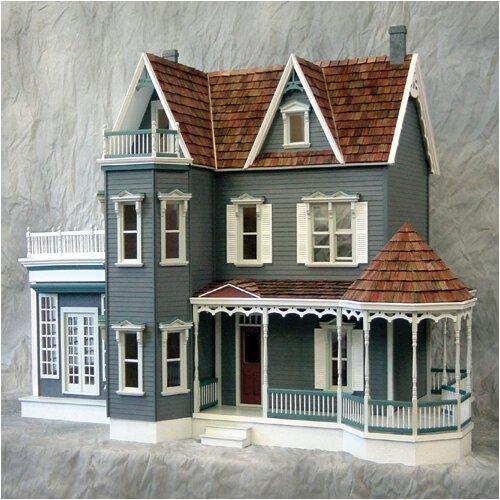 New Concept Dollhouse Kits Harborside Mansion Dollhouse