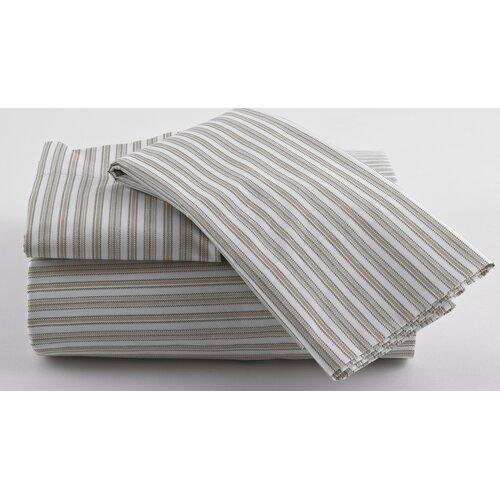 Satin Stripe Bedding 220 Thread Count Bed Mattress Sale